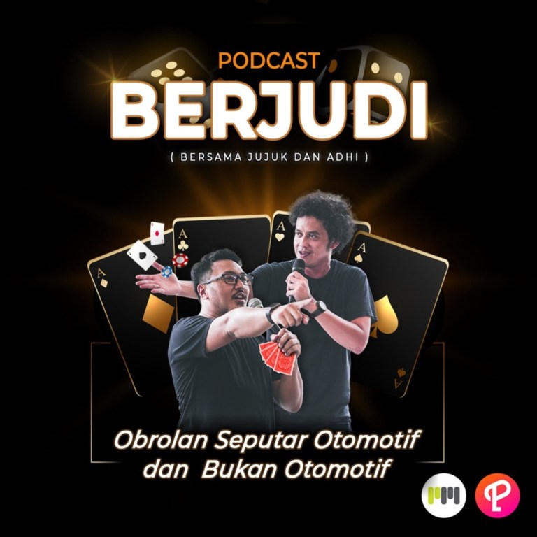 Podcast BERJUDI