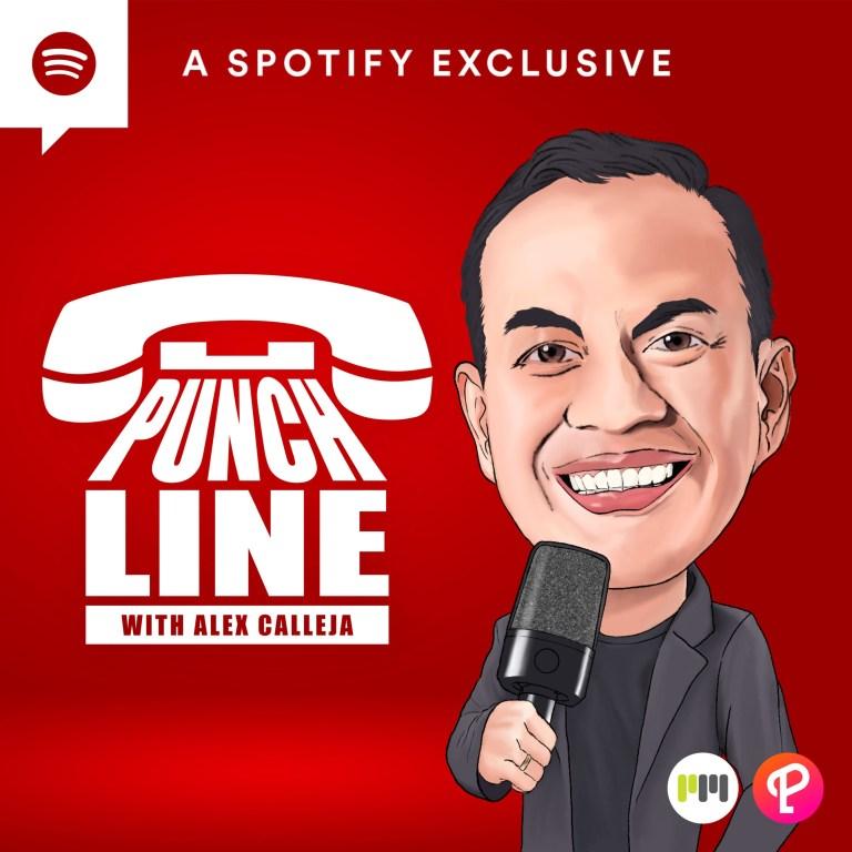 Punchline with Alex Calleja!