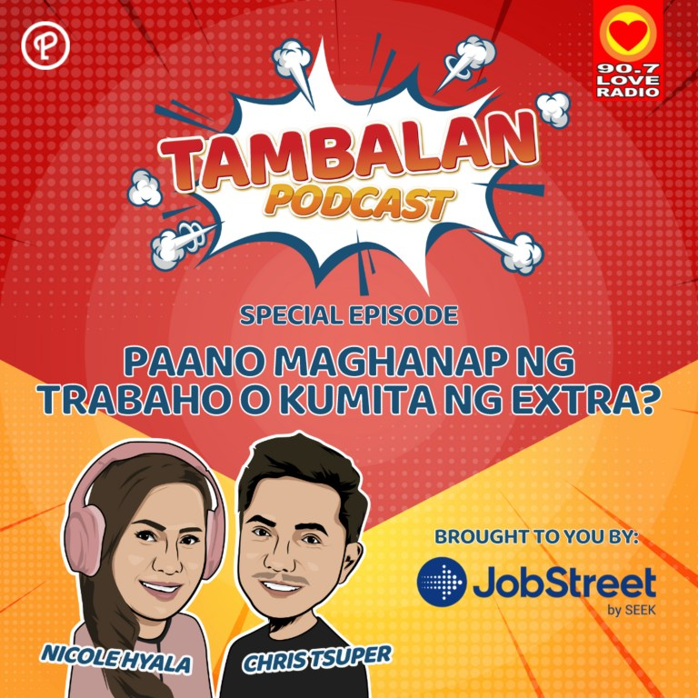 Special Episode: Paano Maghanap ng Trabaho o Kumita ng Extra?