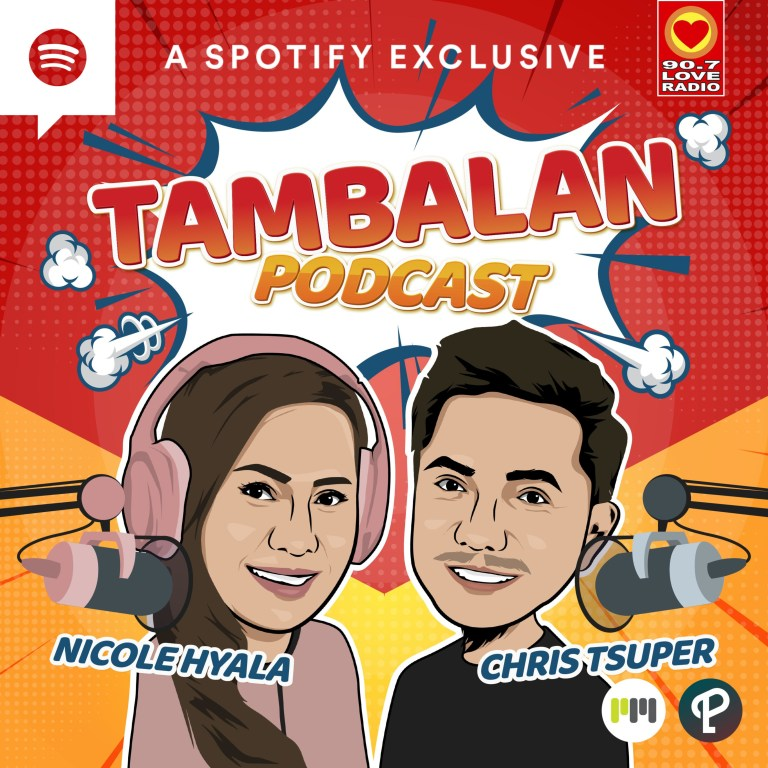 Tambalan Podcast