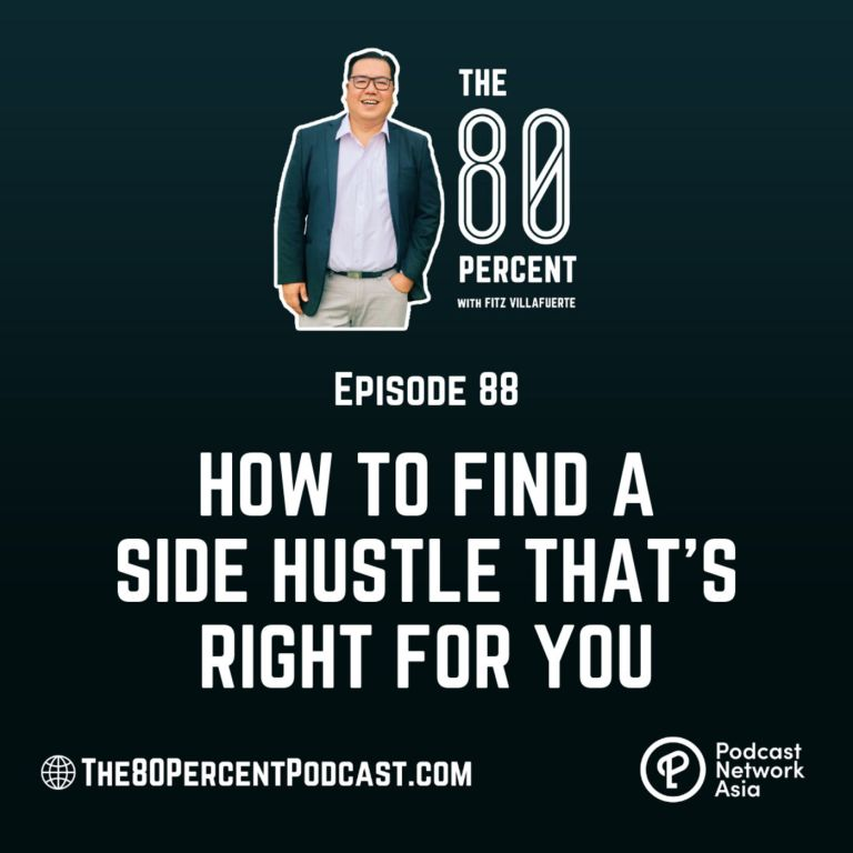 How to Find a Side Hustle That's Right For You