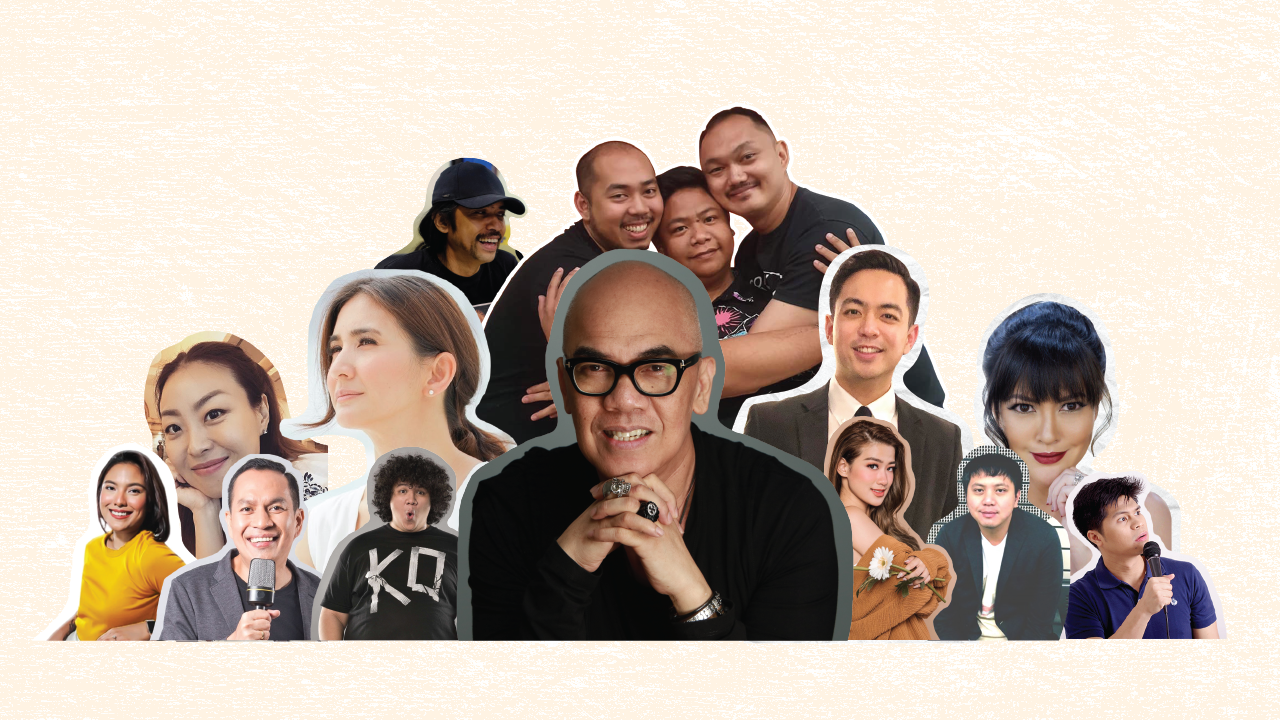 15 Filipino Celebrities who host a Podcast