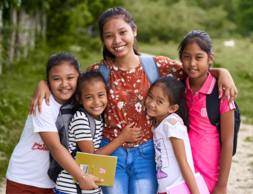 Podcast Network Asia joins World Vision to promote #GirlsCan